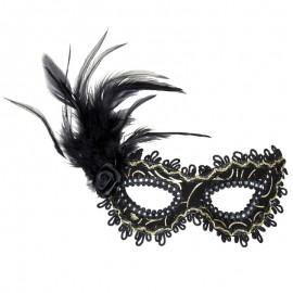 Venetian Carnival Maske