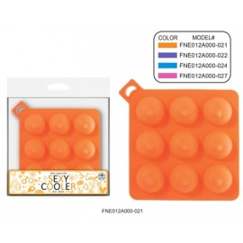 Boobs Sexy Cooler Ice Tray Pink