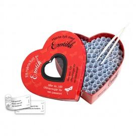 Erotisk hjerte - Spill