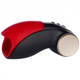 Cobra Libre II Black/Red - Fun Factory