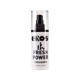 Eros Fresh Power Toycleaner w/o Alcohol 125 ml by Megasol