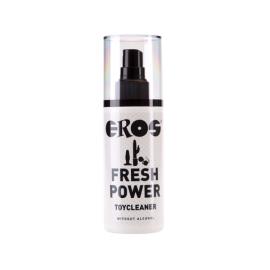 Eros Fresh Power Toycleaner w/o Alcohol 125 ml by Megasol