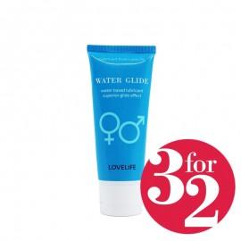 WaterGlide - Vannbasert glidemiddel 80ml