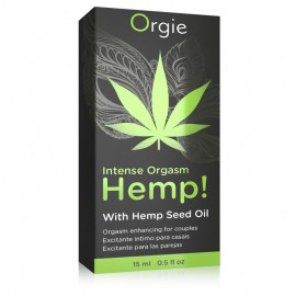 Hemp! Intense orgasm fra Orgie