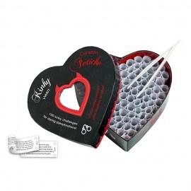 Kinky hjerte - Spill