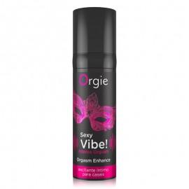 Orgie - Sexy Vibe! - Orgasm Enhance