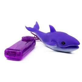 Charming Dolphin Vibe - Purple