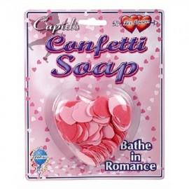 Cupids Confetti Soap