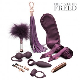 Pleasure Overload - Fifty Shades Freed Advent