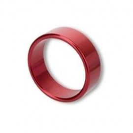 Rocket Ring Red Alloy 45 mm